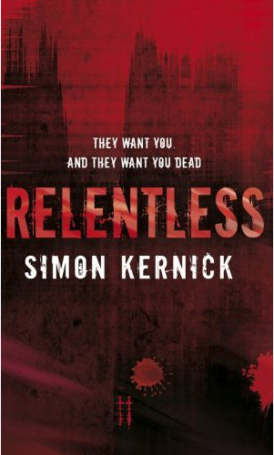 A Book A Week Simon Kernick Relentless