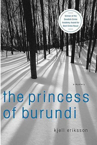 The Princess of Burundi Ebba Segerberg